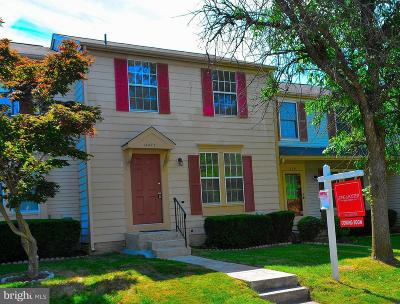 Montgomery County Townhouse For Sale: 14327 Bald Hill Court
