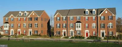 Charles County, Calvert County, Saint Marys County Townhouse For Sale: 5690 River Shark Lane #D