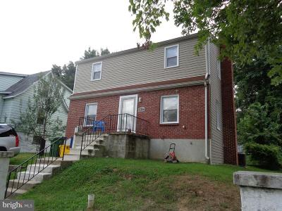 Baltimore Single Family Home For Sale: 4603 Valley View Avenue
