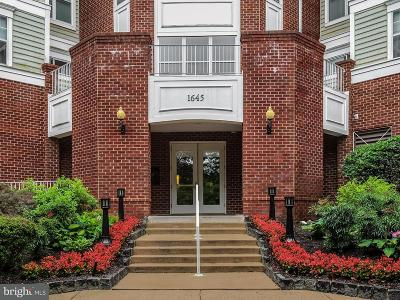 Mclean Single Family Home Under Contract: 1645 International Drive #313