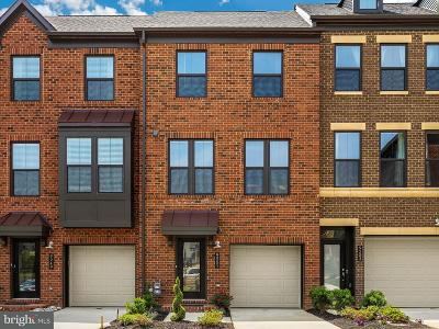 Fairfax Townhouse For Sale: 9251 Wood Violet Court