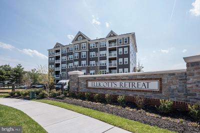 Ellicott City Condo Under Contract: 8921 Carls Court #1C