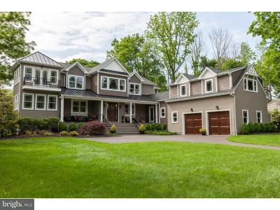 Doylestown PA Single Family Home For Sale: $1,500,000