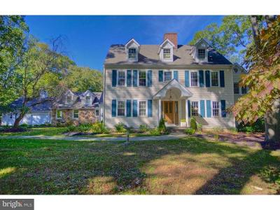Moorestown Single Family Home For Sale: 4 Kendles Run Road