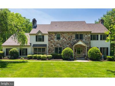 Haverford Single Family Home For Sale: 26 Scarlet Oak Drive