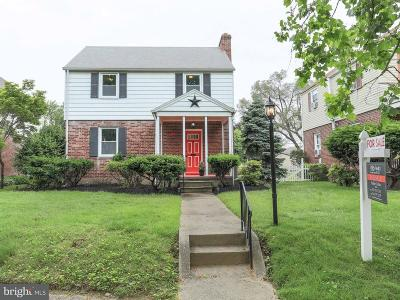 Single Family Home For Sale: 3123 Dunglow Road