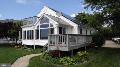 Chester River Beach Single Family Home For Sale: 110 Stoney Bar Bluff Road
