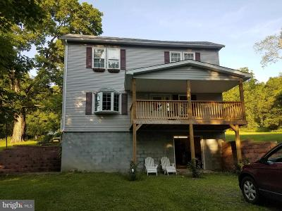 Frostburg Single Family Home For Sale: 19006 Sloan Avenue SW