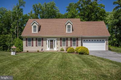 Hughesville Single Family Home For Sale: 7085 Quicktree Farm Court