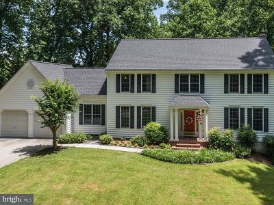 Severna Park Single Family Home For Sale: 5 Kagee Court