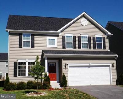 Falling Waters Single Family Home For Sale: 29 Tollerton Trail