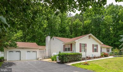 Prince Frederick Single Family Home Active Under Contract: 1280 Lottie Fowler Road