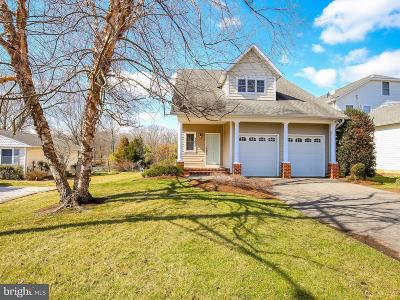 Edgewater MD Single Family Home For Sale: $799,000