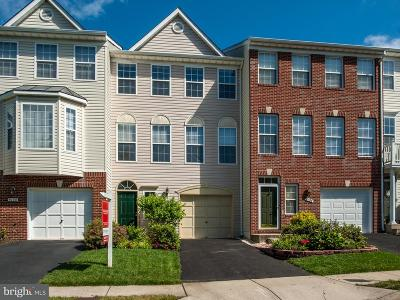Kingstowne Townhouse For Sale: 5102 Ballycastle Circle