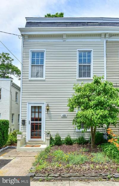 Alexandria City Single Family Home For Sale: 418 Payne Street N