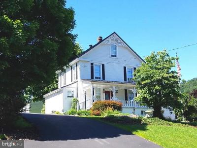 Berkeley Springs Single Family Home For Sale: 34 Greenway Drive