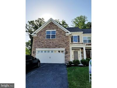Newtown Square Townhouse For Sale: 3553 Muirwood Drive #128