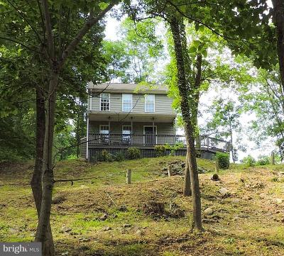 Rappahannock County Single Family Home For Sale: 740 Harris Hollow Road