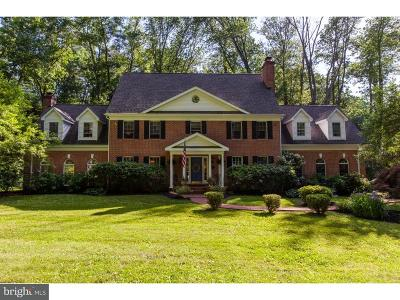 Newtown Square Single Family Home For Sale: 1000 Beverly Lane