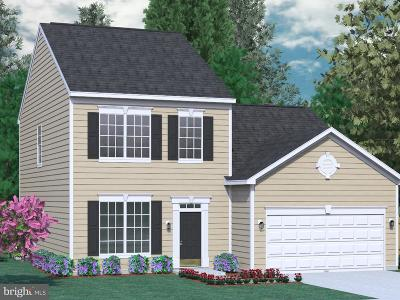 Hedgesville Single Family Home For Sale: 261 Sill Drive