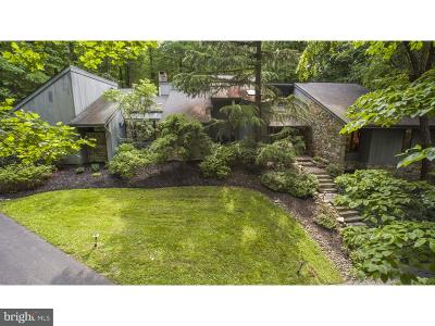 Newtown Square Single Family Home For Sale: 308 French Road