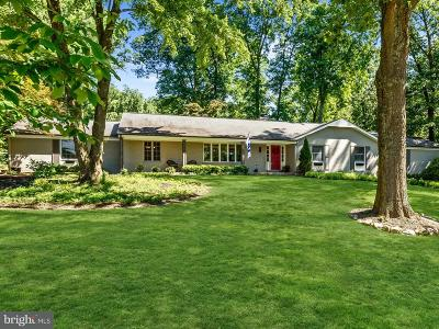 Howard County Single Family Home For Sale: 12206 Benson Branch Road