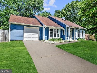 Belcamp Single Family Home Under Contract: 4311 Declaration Circle