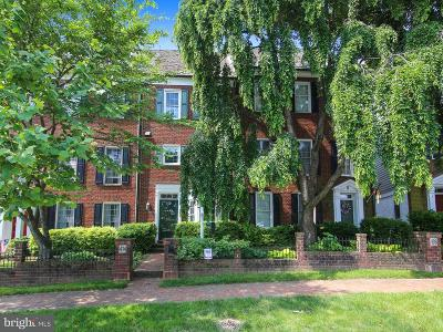 Kentlands Townhouse For Sale: 434 Tschiffely Square Road