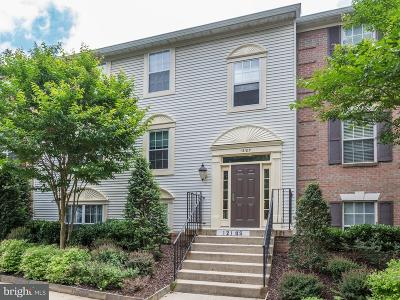Fairfax, Fairfax Station Condo For Sale: 12105 Greenwood Court #102