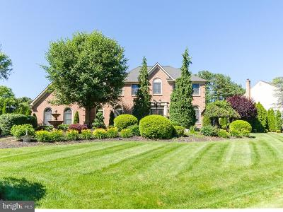 Voorhees Single Family Home Active Under Contract: 32 Ashton Drive