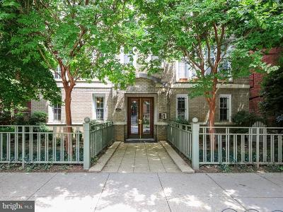 Washington Single Family Home For Sale: 1731 S Street NW #1