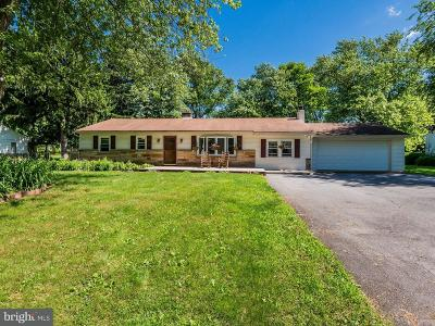 Mount Holly Springs Single Family Home For Sale: 405 Pine Road