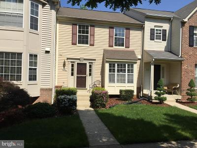 Centreville, Clifton Townhouse For Sale: 13536 Gray Bill Court