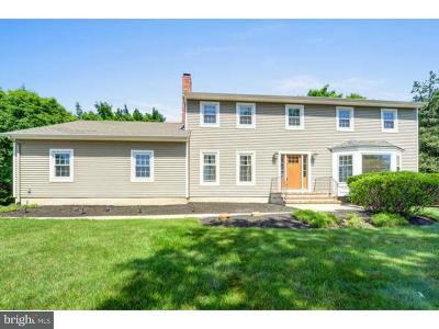 Princeton Junction Single Family Home Active Under Contract: 65 Southfield Road