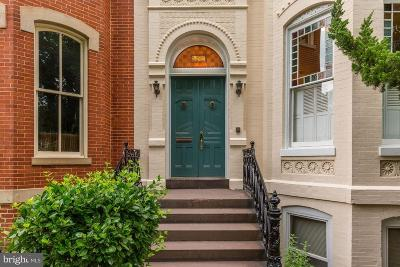 Washington DC Townhouse For Sale: $1,999,000