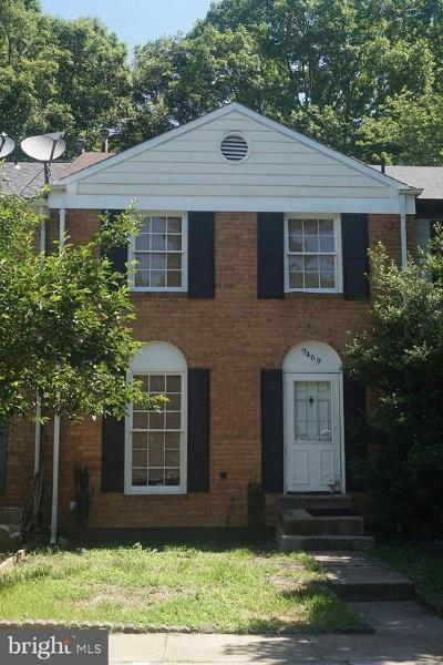 Fairfax County, Fairfax City Townhouse Under Contract