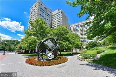Chevy Chase Condo For Sale: 5500 Friendship Boulevard #1721N
