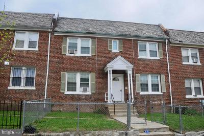 Washington Multi Family Home Under Contract: 1265 Raum Street NE