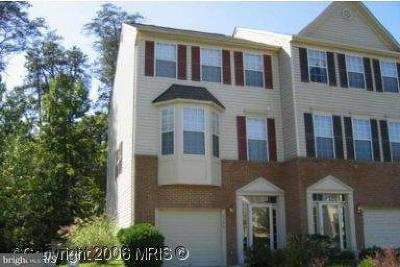 Odenton Townhouse For Sale: 2320 Sandy Walk Way
