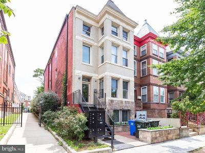 Washington Townhouse For Sale: 2515 17th Street NW #2
