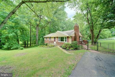 Laurel Single Family Home For Sale: 16105 Bond Mill Road