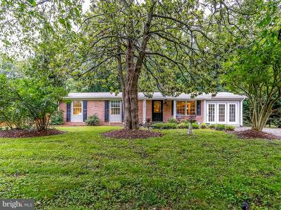 Dumfries Single Family Home For Sale: 18213 Possum Point Road