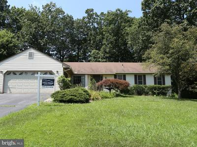 Fairfax Single Family Home For Sale: 12419 Ox Hill Road