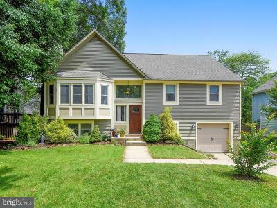 Severna Park Single Family Home For Sale: 210 Lower Magothy Beach Road