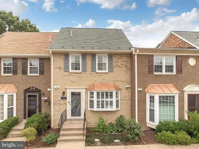 Alexandria City, Arlington County Townhouse For Sale: 2575 Nicky Lane