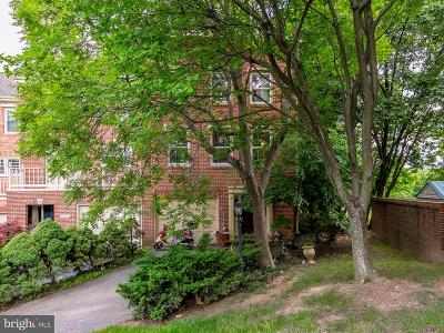 Falls Church Townhouse For Sale: 5900 Munson Court