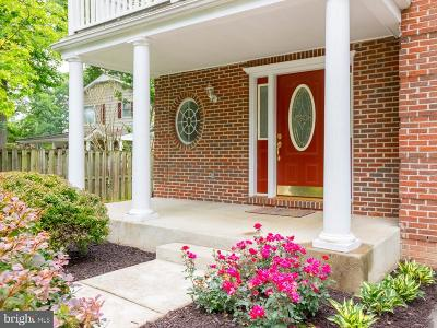 Alexandria Single Family Home For Sale: 2716 Boswell Avenue
