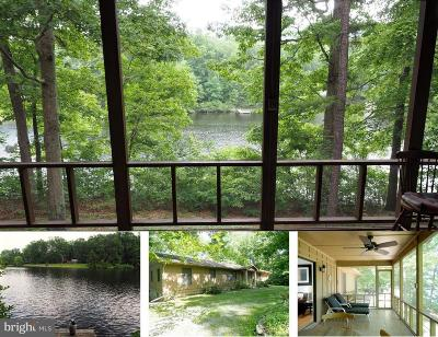 Harpers Ferry Single Family Home For Sale: 102 Twin Coves Court