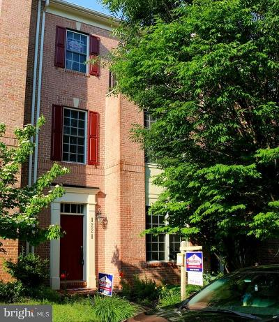 Rockville MD Townhouse For Sale: $599,900