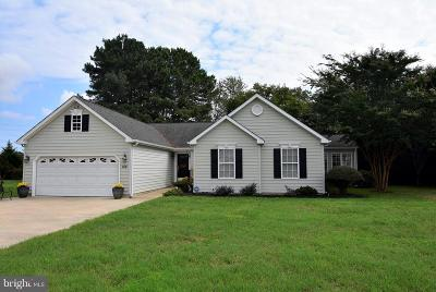 Rehoboth Beach DE Single Family Home For Sale: $375,000